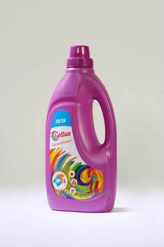 Kupić Odplamiacz do tkanin kolorowych i białych Gellux 1l