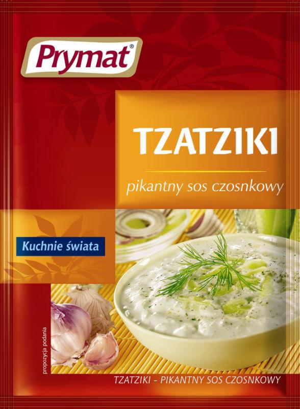Kupić Tzatziki - pikantny sos czosnkowy