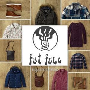 Fat Face Odzież Akcesoria Hurtownia Outlet
