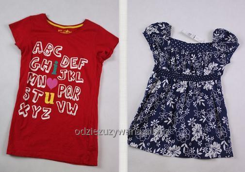 Kupić Odzież dziecięca second hand cash4clothes i cream, używane kurtki dla dzieci.
