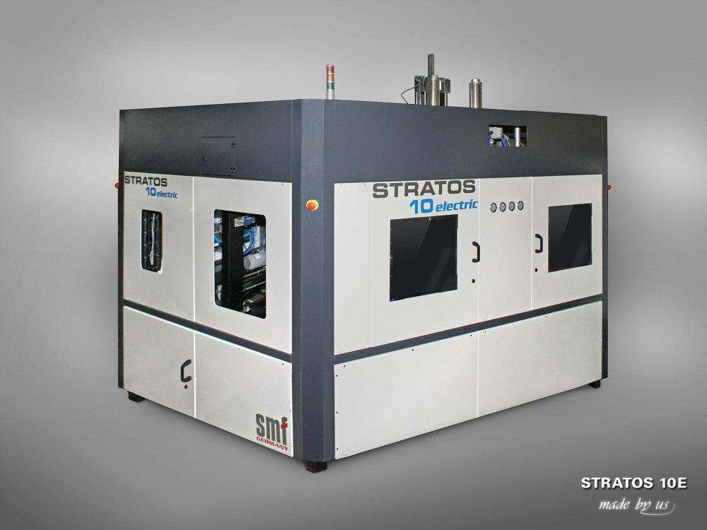 Kupić Stratos 10E Maszyna wydmuchowa butelek PET