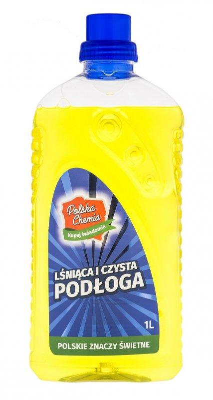 """Kupić Środek do czyszczenia podłóg """"POLSKA CHEMIA"""""""