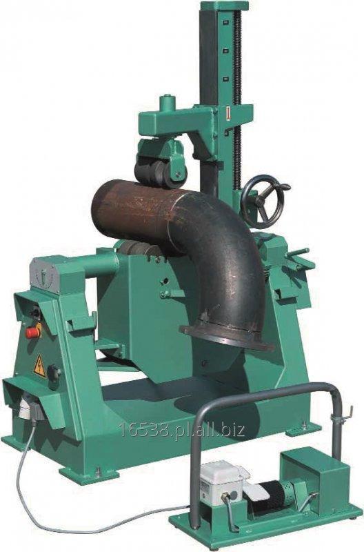 Kupić Obrotnik do rur z rolką dociskową - spawanie, fazowanie rur i kolan KISTLER U