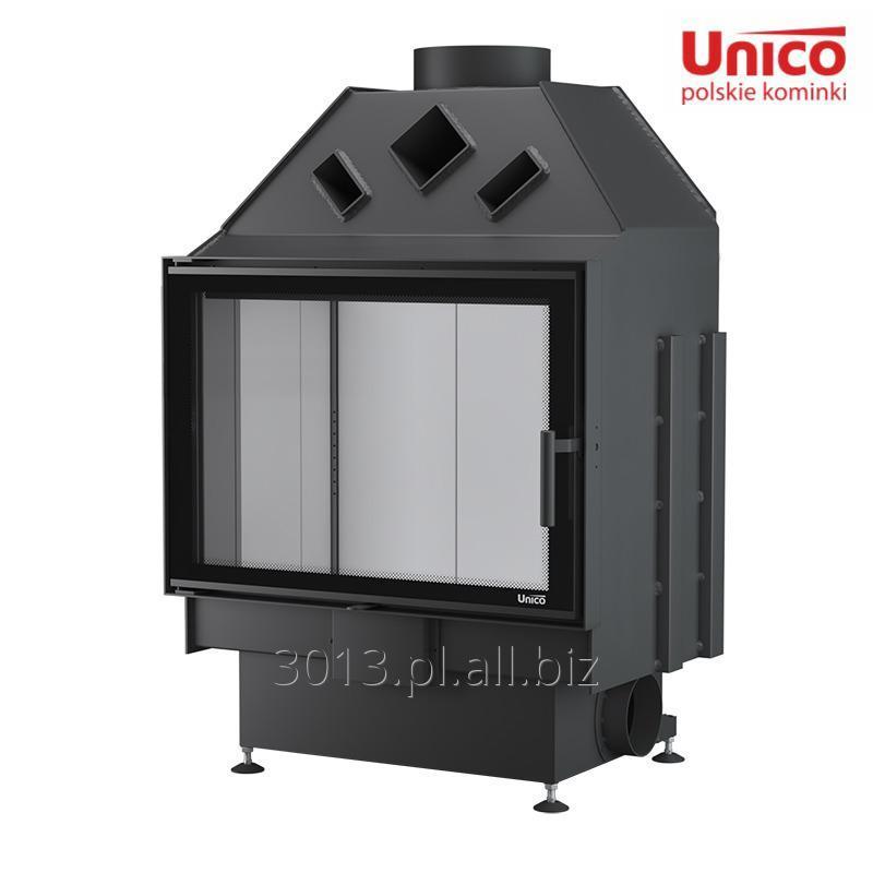 Kupić Wkład kominkowy stalowy, konwekcyjny, bezrusztowy UNICO DRAGON 4/15 XL