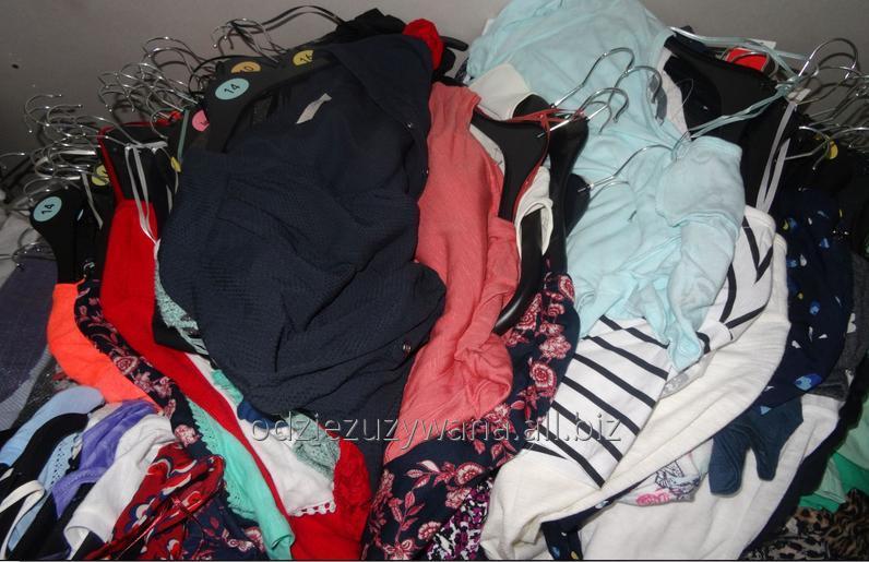 Kupić Outlet odzieży damskiej, ubrania firmy George, ubrania outletowe.