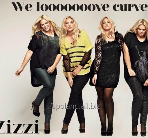 Kupić Odzież damska firmy Zizzi, dla wszystkich kobiet - bez względu na rozmiar