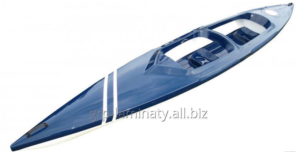 Kupić Stabilny kajak turystyczny Family II idealny na spływy kajakowe