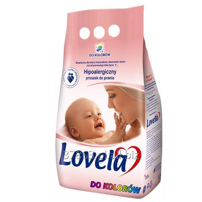 Kupić Lovela Proszek do prania dla dzieci
