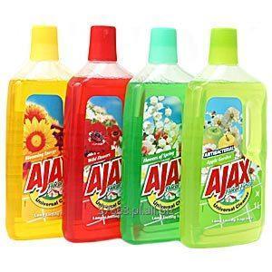 Kupić Ajax Płyny uniwersalne