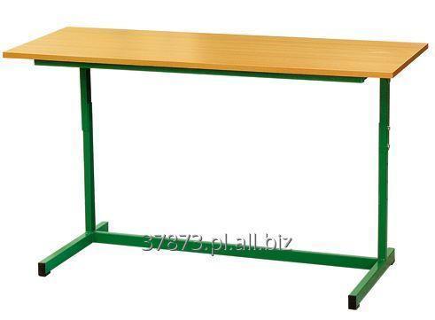 Kupić Stół szkolny z regulowaną wysokością