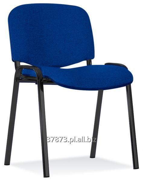 Kupić Krzesło biurowe dla nauczyciela z wygodnym i miękkim oparciem i siedziskiem ISO