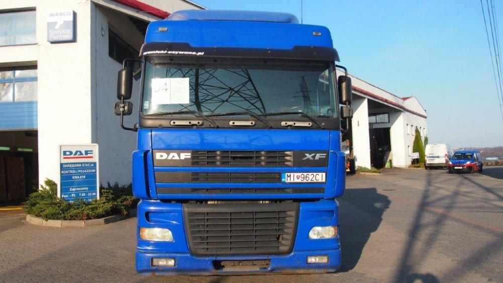 Kupić Ciągnik Siodłowy DAF FT XF 95.480