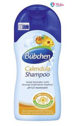 Kupić Bubchen Calendula Szampon dla niemowląt Bio 200 ml