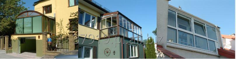 Kupić Zabudowy balkonów