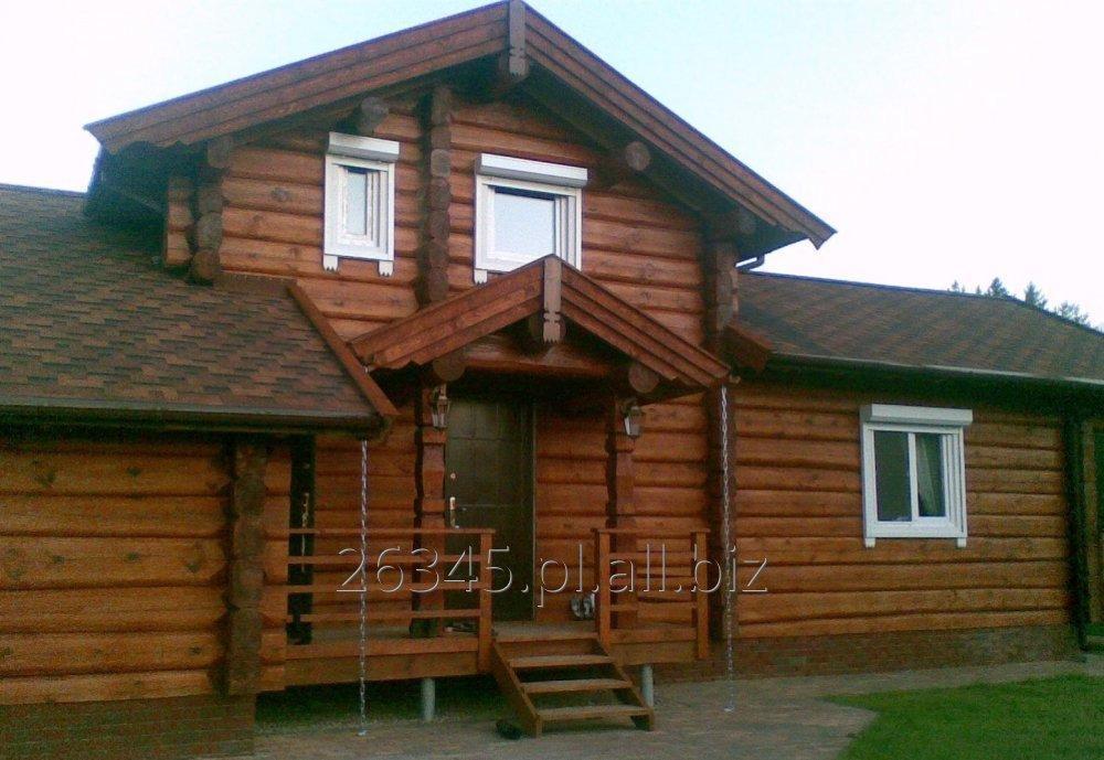 Kupić Dom z bala 107 m2 oferujemy