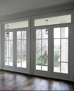 Drzwi French Door