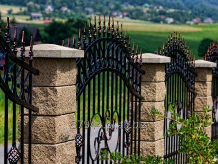 Kupić Elementy ogrodzenia łupanego System Standard & Standard Plus
