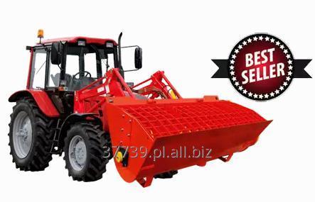 Kupić Montowany do traktora uniwersalny mieszalnik do paszy i betonu