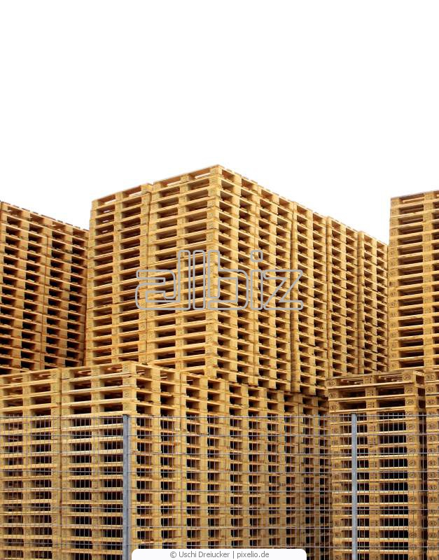 Kupić Palety drewniane