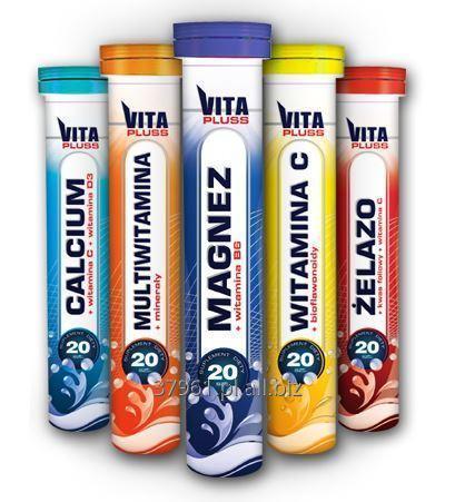 Kupić Tabletki musujące Vita Pluss