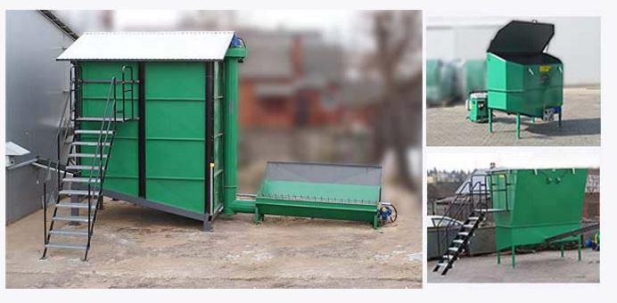 Kupić Zbiorniki paliwa przystosowane do automatycznego transportu paliwa ( biomasy) do urządzeń grzewczych