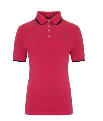 Kupić Viivienne Westwood - różowa koszulka polo