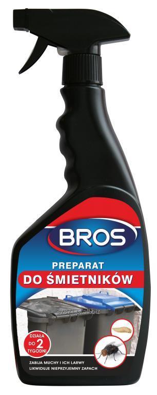 Kupić BROS preparat zwalczający owady biegające 500 ml