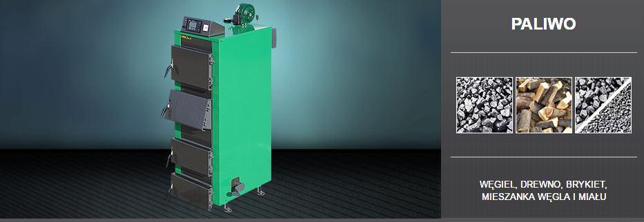 Kupić Kocioł wodny UNICA VENTO o mocy 15 kW, 20 kW, 25 kW