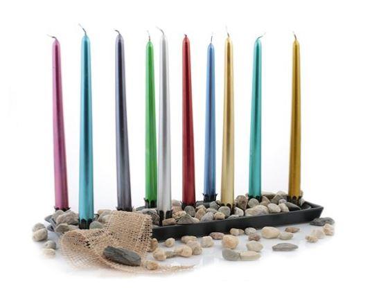 Kupić Lakiery do świec pozwalające na spalanie świecy do końca