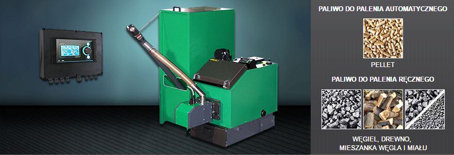 Kupić Urządzenie UNICA SENSOR BIO o mocy: 15kW, 20kW, 25kW, 30kW, 40kW, 50kW, 60 kW
