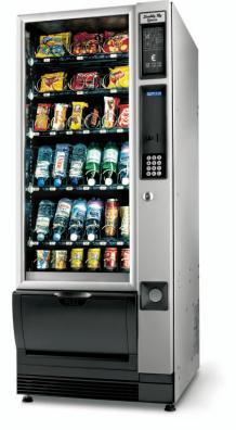 Kupić Automat vendingowy uniwersalny SNAKKY RY używany