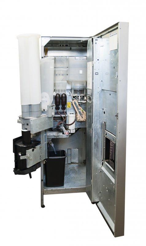 Kupić Automat vendingowy do napojów ciepłych ASTRO na kapsuły używany