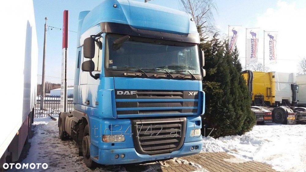 Kupić DAF XF105 460 2007 918 341 km, Euro 5, ogrzewanie postojowe, szyberdach, lodówka,cb radio