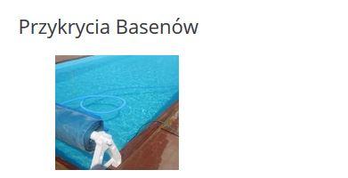Kupić Przykrycia basenów, przykrycia basenowe