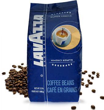 Kupić Kawa ziarnista Lavazza Super Crema