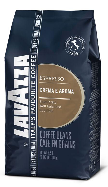 Kupić Kawa ziarnista Lavazza Crema e Aroma