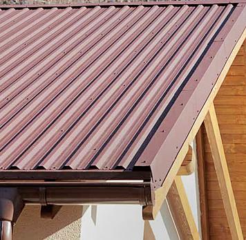Kupić Dachy z blachy i dachy metalowe.