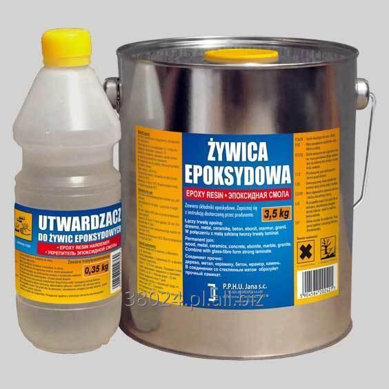 Kupić Zestaw epoksydowy 3,5 kg (żywica +uwardzacz)