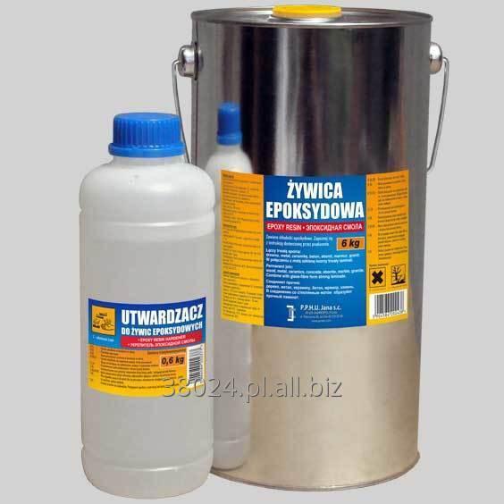 Kupić Zestaw epoksydowy 6kg (żywica+ utwardzacz)