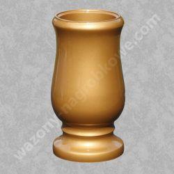 Kupić Wazon nagrobkowy Złoty (odlew żywiczny) W1