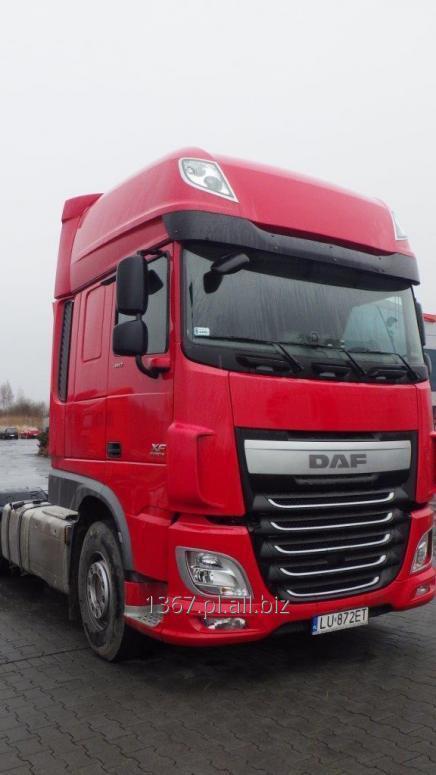Kupić Ciągnik siodłowy DAF FT 460 XF Euro 6 Super Space Cab, rejestracja 2016 !!!