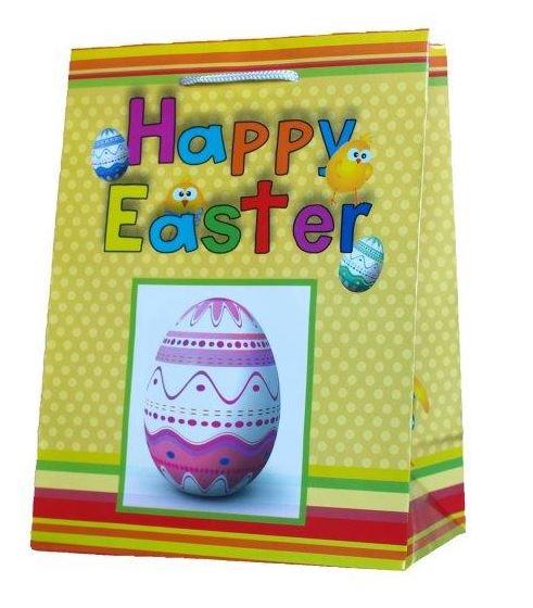 Kupić Torebki prezentowe z motywem Świąt Wielkanocnych