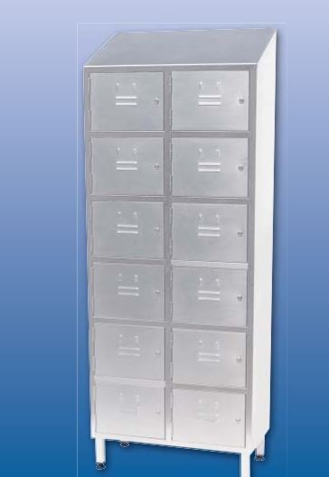 Buy Metal case for storage of values which it is closed by means of cylindrical locks