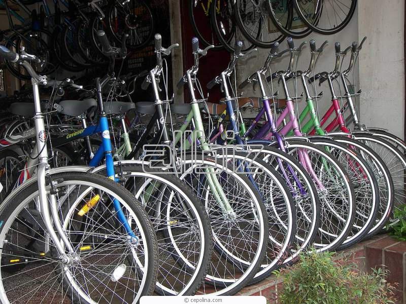 Kupić Rowery miejskie.