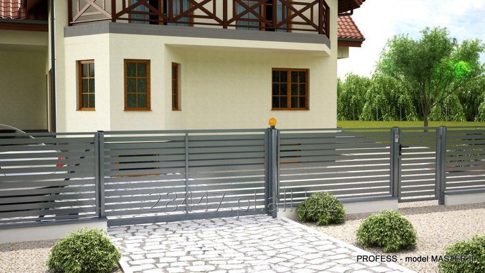 Kupić System ogrodzeniowy MASTER II - bramy, furtki, przęsła