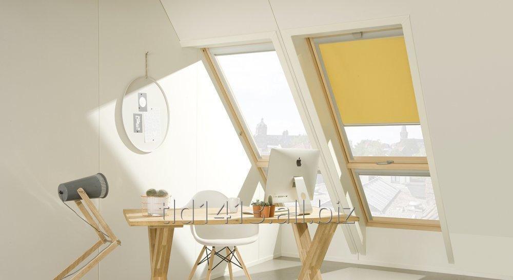 Kupić Okno o podwyższonej osi obrotu z naświetlem dolnym FDY – V Duet proSky