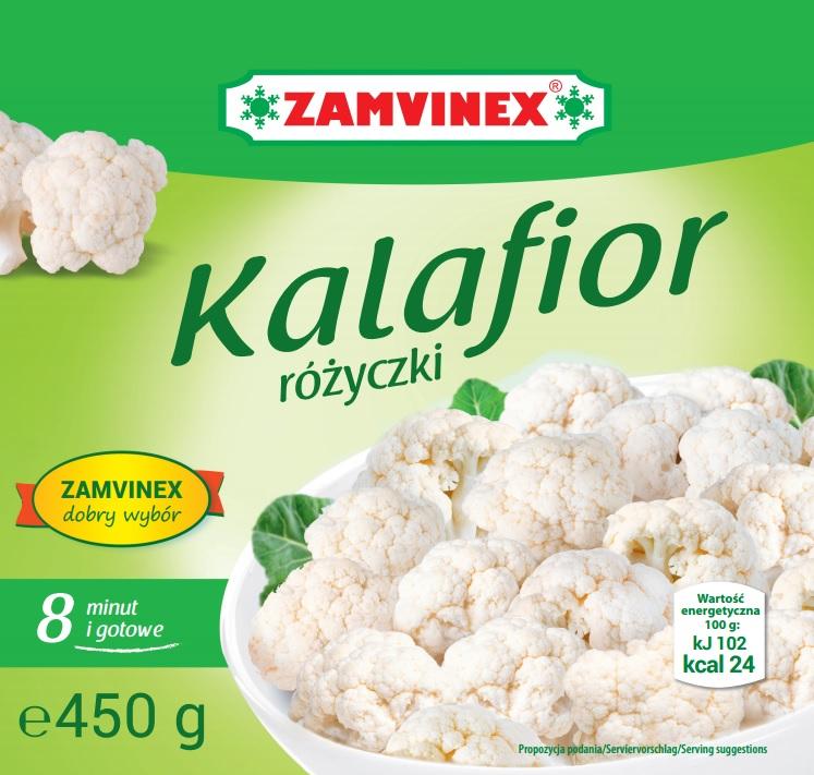 Kupić Kalafior mrożony