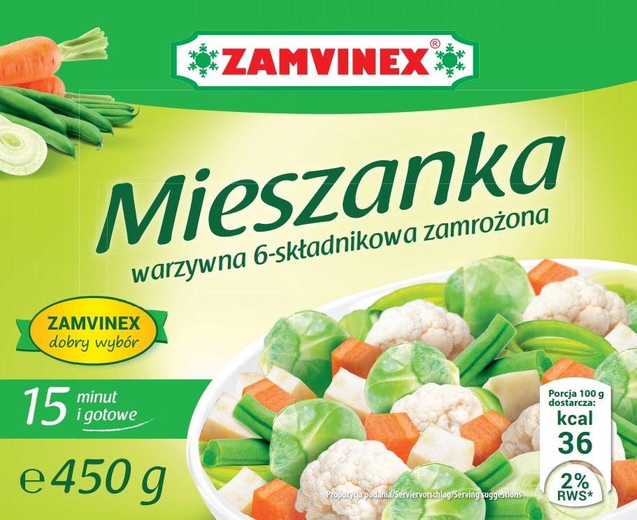 Kupić Mieszanka warzywna 6 składnikowa