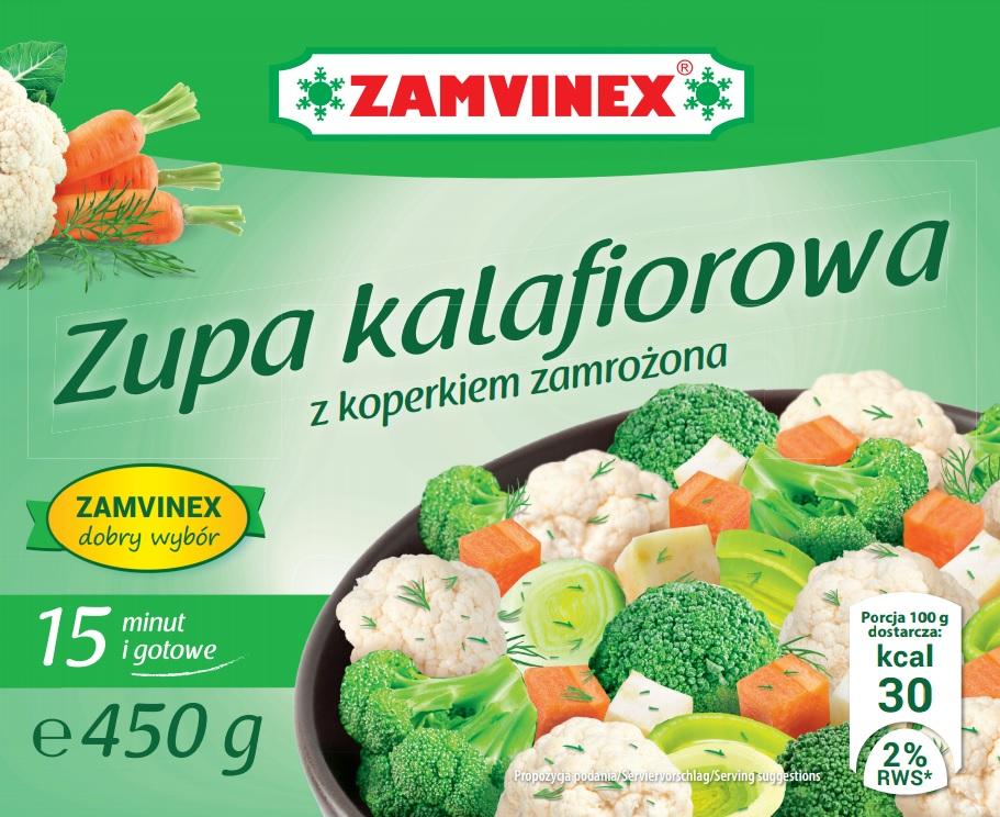 Kupić Zupa kalafiorowa z koperkiem