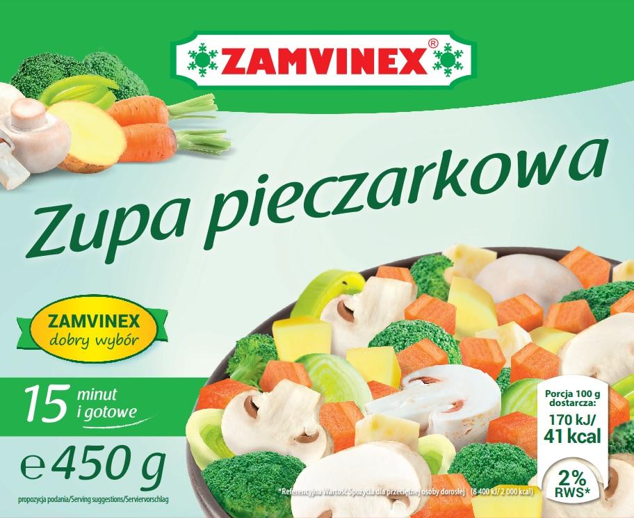 Kupić Zupa pieczarkowa mrożona